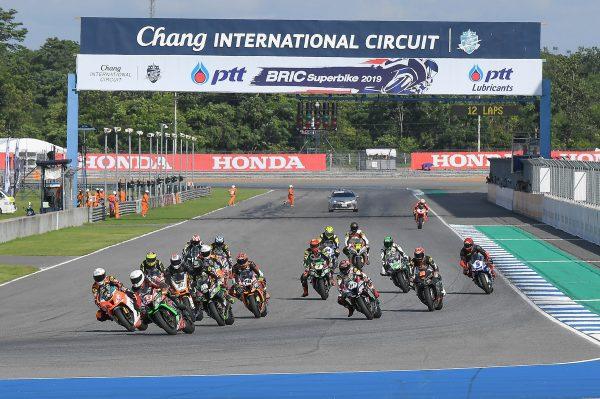 PTT BRIC Superbike 2019