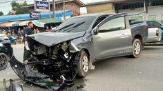 เหยื่ออุบัติเหตุ ตำรวจไล่จับยาบ้า ประกาศขายไตหาเงินส่งงวดรถ