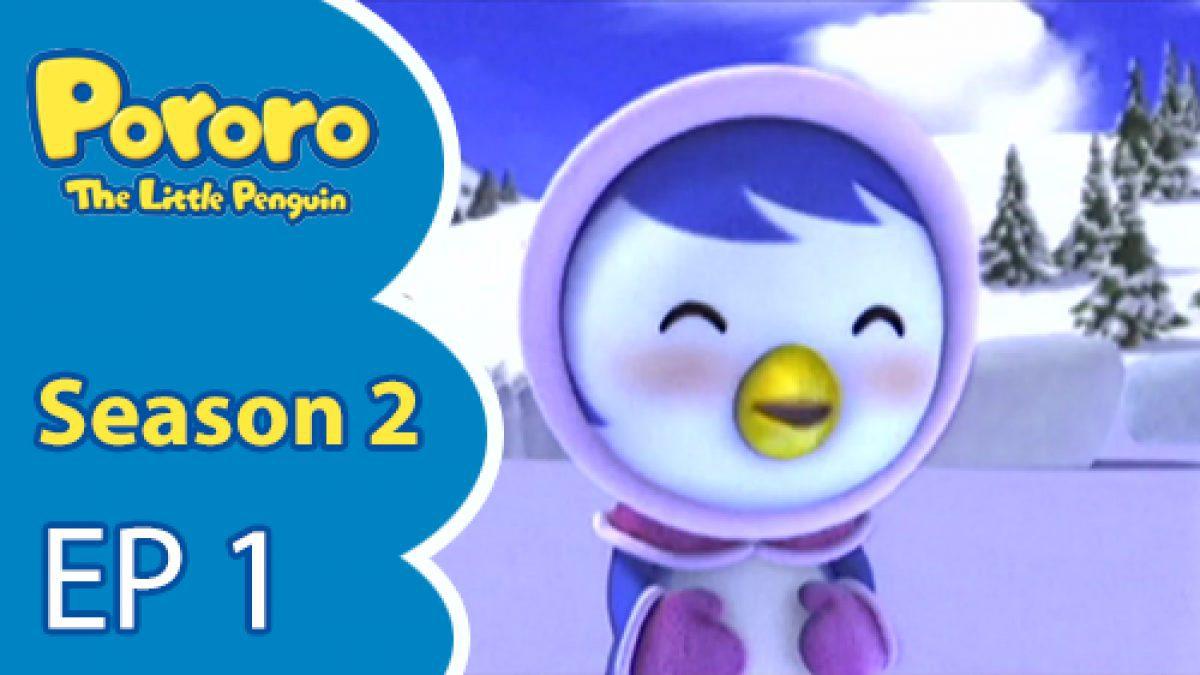 Pororo the Little Penguin Season 2 ตอนที่ 1