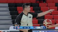 Singapore vs. Malaysia Q2 - 5th SEABA Stankovic Cup 2016 THAILAND May 26, 2016