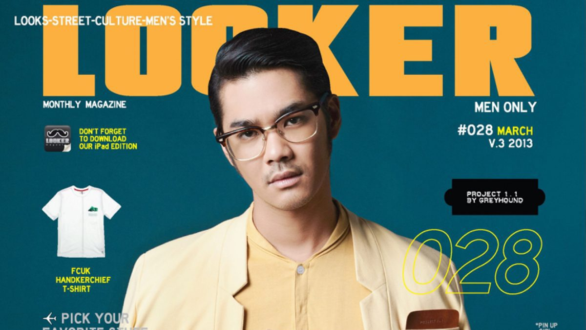 LOOKER 028 'It's About Time' Behind The Cover