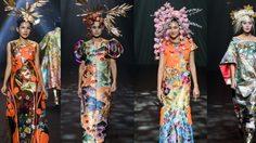 NAGARA ที่สุดแห่งแฟชั่นผ้าไหมไทย ที่สามารถสวมใส่ได้จริง ใน BIFW 2015
