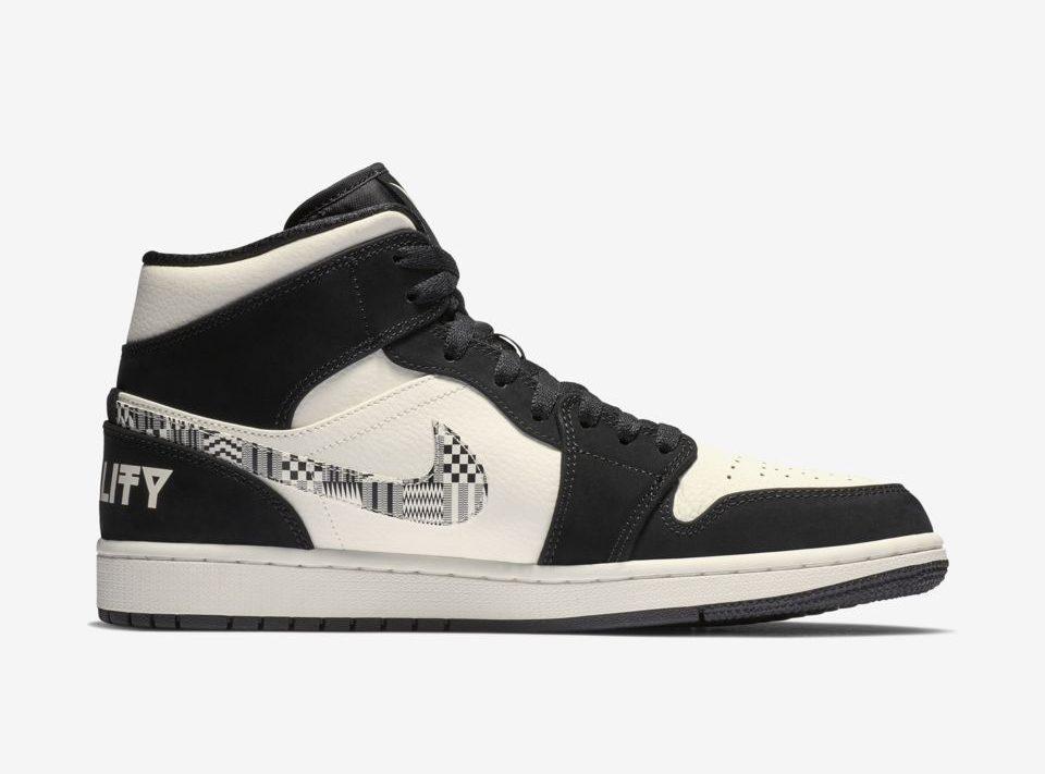 Nike Air Jordan 1 Mid SE Equality