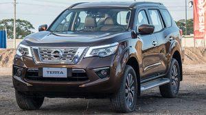 ที่แรกในโลก Nissan Terra เปิดตัวอย่างเป็นทางการแล้วที่ฟิลิปปินส์
