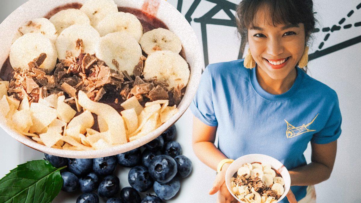 HappyNancy Acai bowl! ชวนชิมเมนู Acai เบอร์รี่เพื่อสุขภาพ ที่กำลังฮิตสุดๆในตอนนี้