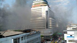 สั่งห้ามเข้า 30 วัน อาคารย่านเยาวราช หลังเกิดเหตุไฟไหม้