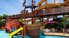 แฟนตาเซียลากูน มหัศจรรย์สวนน้ำลอยฟ้าที่ เดอะมอลล์ บางแค