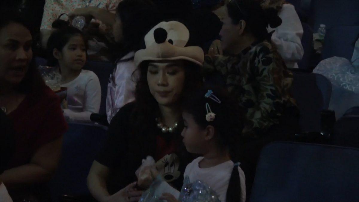 มายูสายหวาน! ส่อง น้องมายู สวยหวานในลุคเจ้าหญิงดิสนีย์