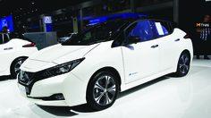 เปิดตัวแล้ว New Nissan Leaf นวัตกรรมระดับโลกสู่ ประเทศไทย