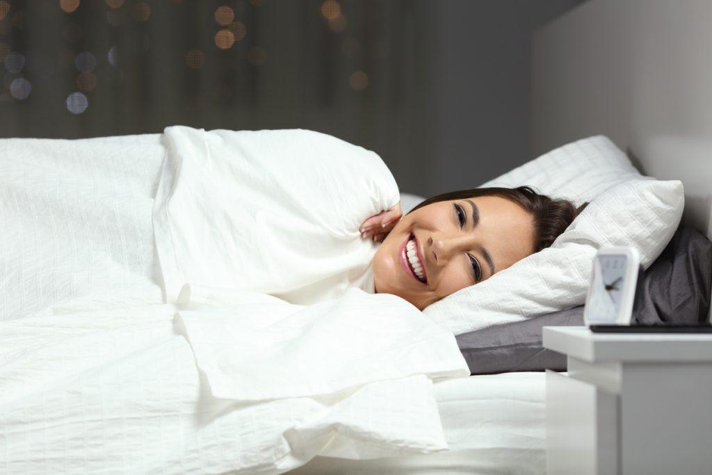 วิธีการนอนหลับ