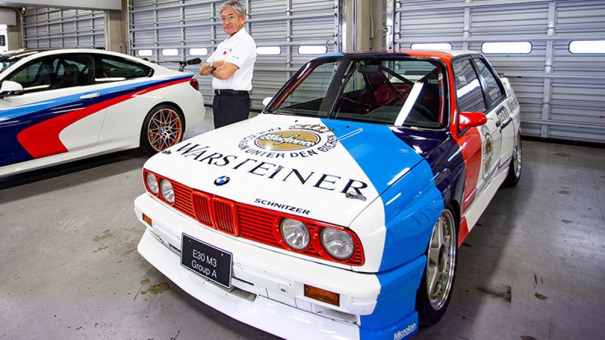 M เข้าเส้น! Masakuni Hosobuchi ชายผู้ครอบครอง BMW ซีรีส์ M ครบทุกรุ่น!