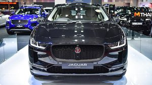 Jaguar เปิดตัว รถยนต์พลังงานไฟฟ้า I-PACE ราคาเริ่มต้น 5.499 ล้าน