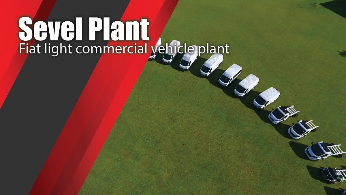 Sevel plant - Fiat light commercial vehicle plant