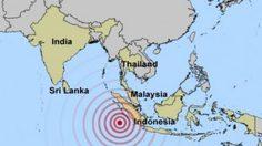 """ด่วน ! แผ่นดินไหวอินโดนีเซียรุนแรง 7.3 เกาะติดประกาศเตือน """"สึนามิ"""""""