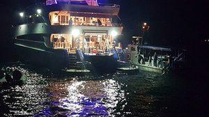 สลด! เรือโดยสารอ่าวชุมพรล่ม นักท่องเที่ยวจมดับ 5 ราย