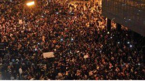 'เลบานอน' เผาเมืองประท้วงรุนแรง หลังรัฐจ่อเก็บภาษี WhatsApp เพิ่มรายได้
