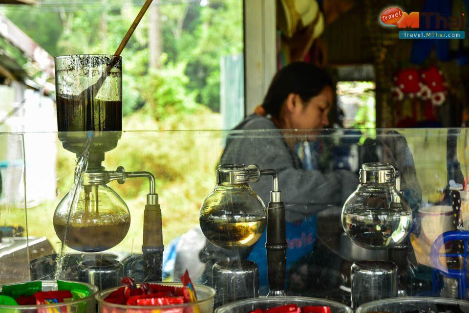 ร้านกาแฟไอน้ำ
