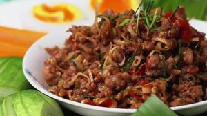 วิธีทำ น้ำพริกกะปิหมูสับ อร่อยง่ายๆ ที่บ้าน