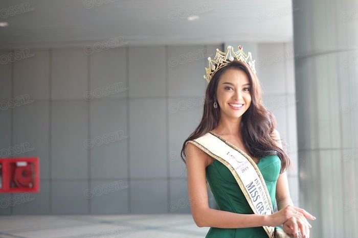 พลอย พีรชาดา รองอัันดับ 1 มิสแกรนด์ไทยแลนด์ 2019