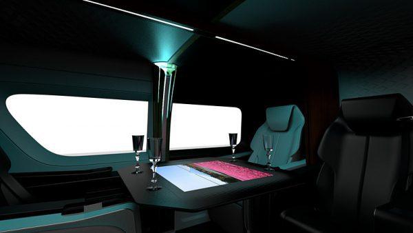 Resort Tourer Concept