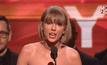Taylor Swift คว้าอัลบั้มแห่งปีจากงาน Grammy