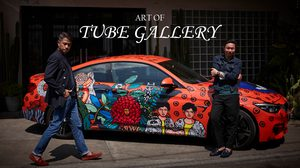 ความสนุกที่ซ่อนอยู่ในทุกผลงาน ของ 2 ดีไซเนอร์ แบรนด์ Tube Gallery