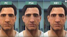 เทียบกราฟฟิค Fallout 4 บน PC,PS4 และ Xbox One