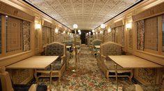 ARU RESSHA รถไฟสายหวาน ที่เดียวในโลก! กินไปชมวิวไปตลอดทาง