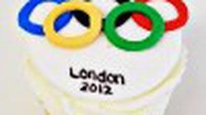 สีสันอันน่าทานของขนมเค้ก โอลิมปิก 2012
