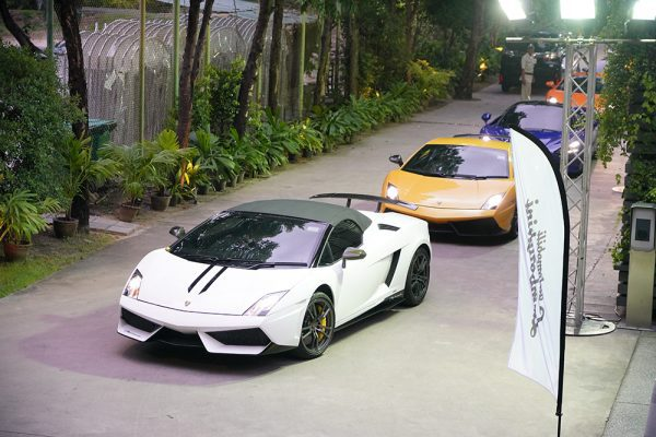Lamborghini Club Thailand