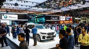 3 กิจกรรม ชวนเดินดูรถให้สนุก ที่บูธ BMW ในงาน Motor Expo 2018
