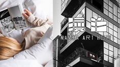 MANGA ART HOTEL โรงแรมที่เป็นดั่งสวรรค์ ของคนรักการอ่านการ์ตูนญี่ปุ่น