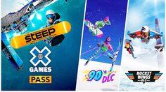 รับลมหนาวกับ Steep X Games กีฬาฤดูหนาวระดับโลกไร้ขีดจำกัด