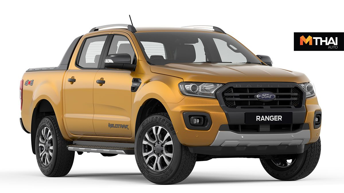 Ford เดินหน้าขยายไลน์อัพ Ranger ต่อยอดความสำเร็จด้วย 6 รุ่นย่อยใหม่