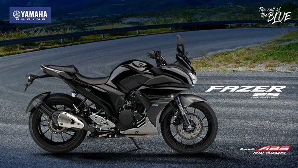 Yamaha Fazer 25
