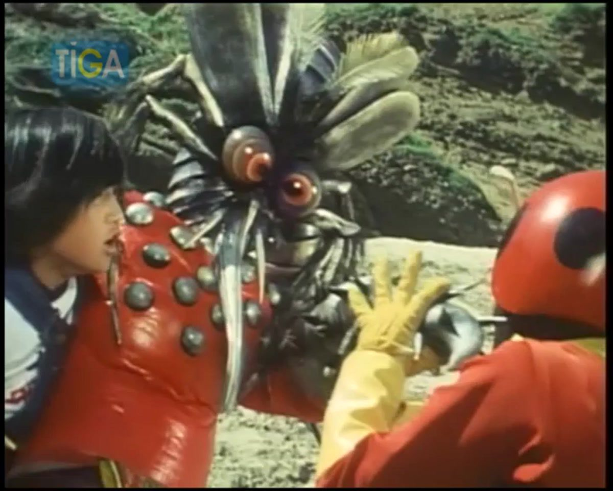 Masked Rider Stronger ตอนที่ 16-1