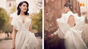 ชุดแต่งงาน คอลเลกชั่นแรกของปี 2020 จากห้องเสื้อ วนัช กูตูร์