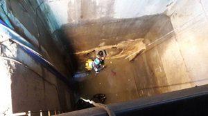 กฟน.แจงเหตุผู้ขับขี่รถจักรยานยนต์ พลาดตกบ่อพักงานก่อสร้างสายไฟฟ้าใต้ดิน