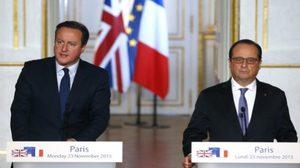 ฝรั่งเศส-อังกฤษ จับมือลุยจัดหนัก โจมตีทางอากาศใส่ IS