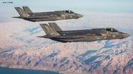 อิสราเอลเปิดตัวฝูงบินขับไล่ F-35i ชุดใหม่