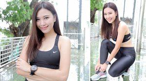 Spin Sprint – ข้าวโอ๊ต นุชราวดี นักวิ่งสาวสวยรวยรอยยิ้ม
