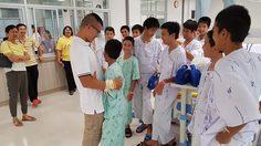 หมอภาคย์เล่าความประทับใจ ที่ได้จากเด็กทีมหมูป่า พร้อมออกปากชมโค้ชเอกเป็นผู้เสียสละ