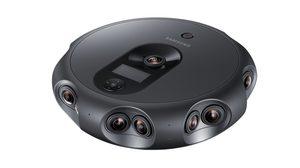 Samsung 360 Round กล้อง 360 องศา เพื่อการทำเนื้อหา 3D โดยเฉพาะ