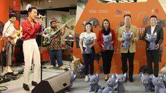 แมวสีสวาดบุกเมืองโคราช ททท. จัดแสดงประติมากรรมแมวสีสวาด 99 ตัว