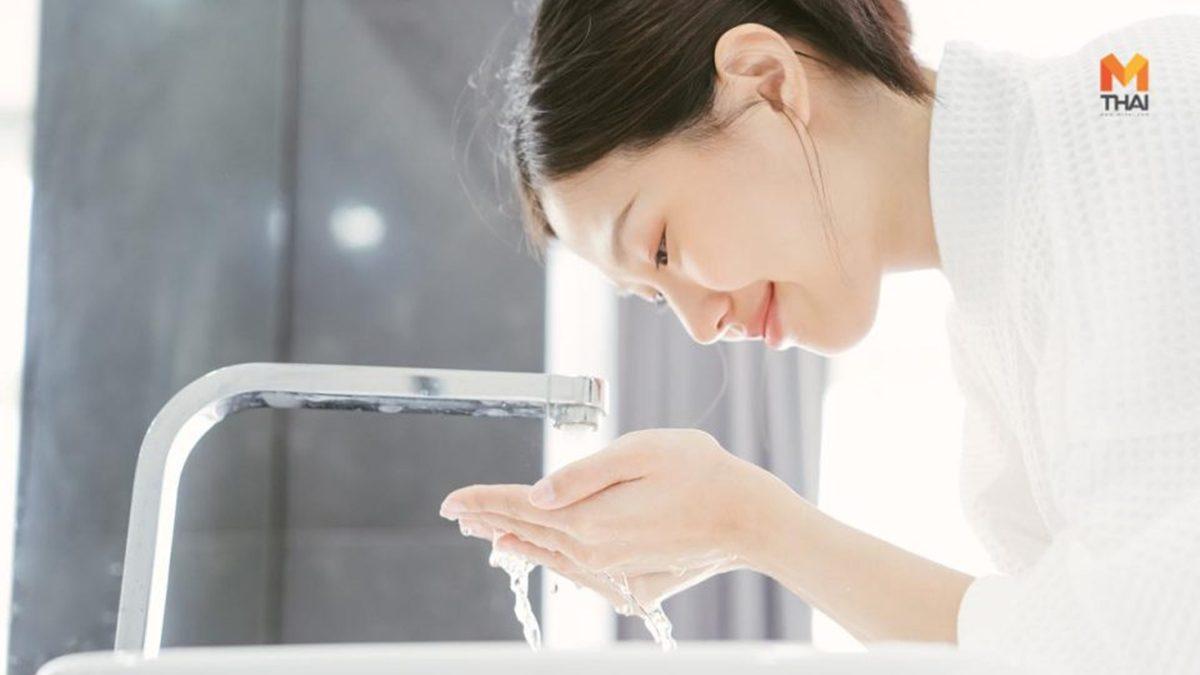 5 ข้อควรรู้ วิธีล้างหน้าแบบถูกต้อง หน้าใสสะอาด ลดโอกาสเกิดสิว