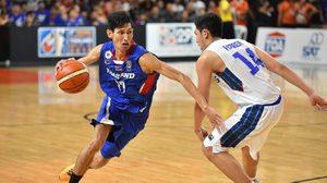สุดต้าน! ไทย พ่าย ฟิลิปปินส์ 80-97 คู่ชิงฯ ศึกยัดห่วง Stankovic Cup 2016