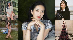 สวยเก่ง! หยางไฉ่อวี้ อรพรรณ นักแสดงที่กำลังฮอตมากในจีน