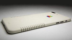 คลาสสิค!! iPhone 7 Plus สไตล์เครื่อง Mac ยุค 80 สุดวินเทจ ราคากว่า 66,000 บาท