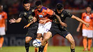 87 คะแนน! บุรีรัมย์ทุบราชันมังกร 1-0 ทำลายสถิติแต้มสูงสุดไทยลีก