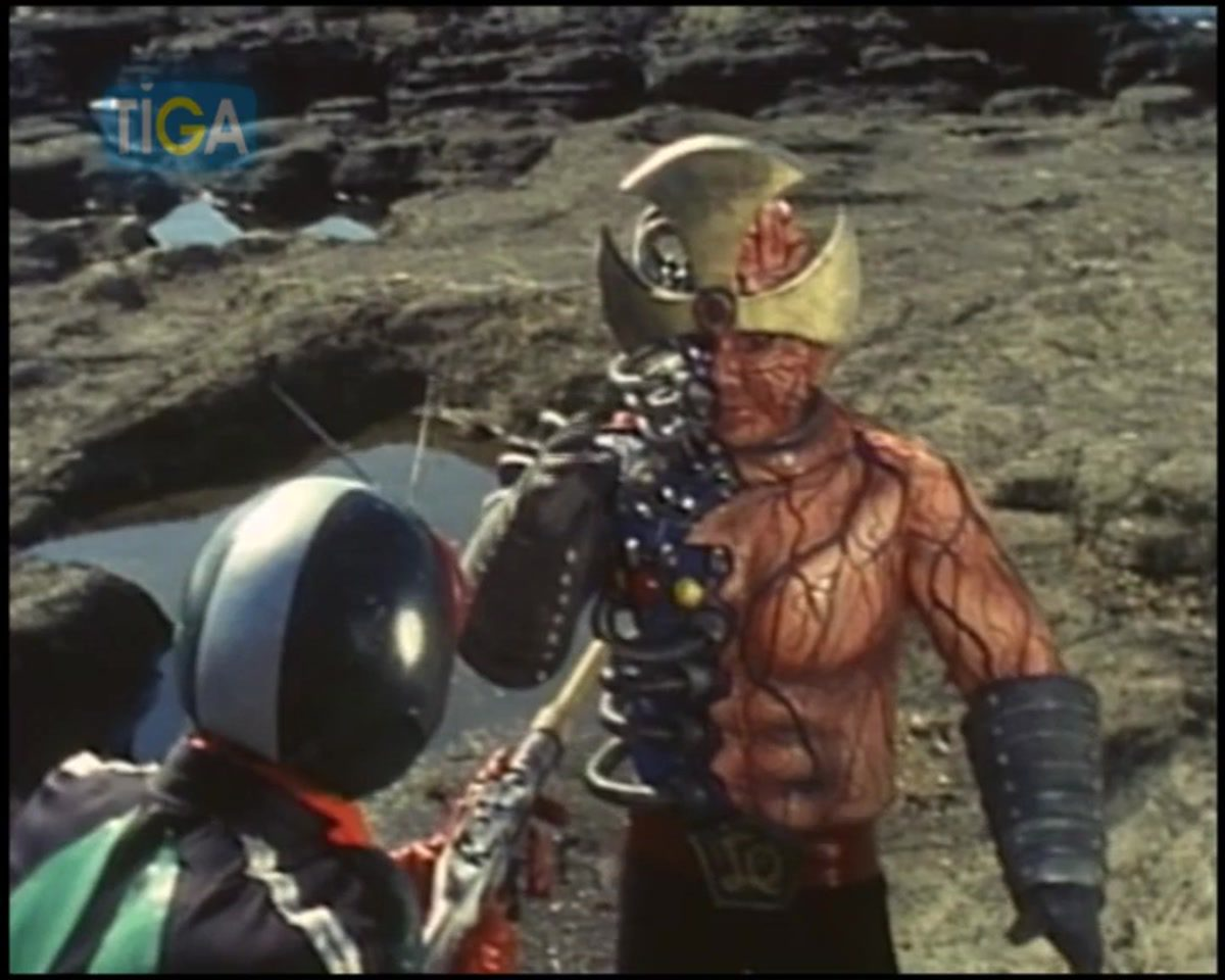 Masked Rider Stronger ตอนที่ 39-1